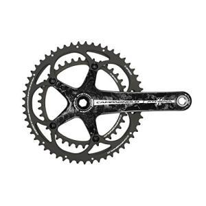 campagnolo(フリガナ: カンパニョーロ) 自転車 ロードバイク 部品 アテナ カーボンクランクセット 170/52/39 18-FC11AT|annex2019