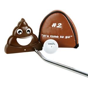 Intechゴルフ# 2 Poopパター35インチ、右手|annex2019