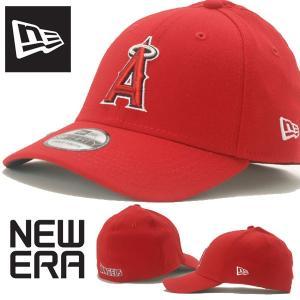 ニューエラ エンゼルス 39THIRTY キャップ 帽子 ジュニア New Era ANGELS USAモデル|annexsports