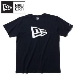 ニューエラ コットン Tシャツ フラッグロゴ メンズ 11782998 ゆうパケット配送|annexsports