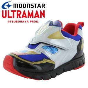 ムーンスター ウルトラマン UTM 149 バイオレット 12181561 【ウルトラマンZフェイスシューズ 子供靴】|annexsports