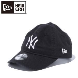 送料無料! ニューエラ Child 9TWENTY ニューヨーク・ヤンキース ブラック × ホワイト 12326080|annexsports