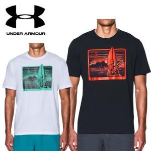 アンダーアーマー UA Surf Skeleton メンズ Tシャツ  1291498 2017年モデル USA直行便|annexsports