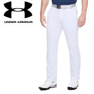 クリアランスセール アンダーアーマー ゴルフ ロングパンツ ショーダウンストレートレッグ 1309545 メンズ|annexsports