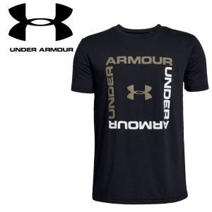 クリアランスセール アンダーアーマー Tシャツ UAボックスロゴ 1329099 ジュニア 19SS ゆうパケット配送|annexsports