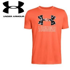 クリアランスセール アンダーアーマー Tシャツ UAプリント 1329819 ジュニア 19SS ゆうパケット配送|annexsports