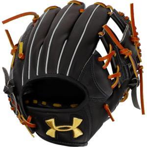 アンダーアーマー UA DL 硬式野球 内野手用 グラブ (右投げ) 1341855-001 メンズの商品画像|ナビ