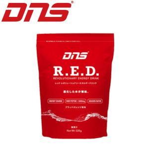DNS R.E.D. レッド レボリューショナリーエネルギードリンク 10L用粉末 320g スポーツドリンク|annexsports