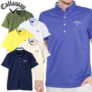 クリアランスセール キャロウェイ ゴルフウェア メンズ 半袖 ポロシャツ 9157517 2019春夏|annexsports