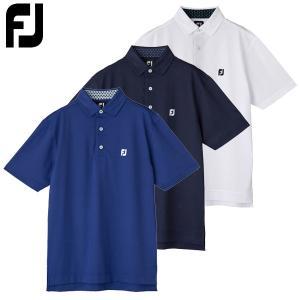 クリアランスセール フットジョイ ゴルフウェア メンズ ポロシャツ FJ-S19-S14 2019春夏|annexsports