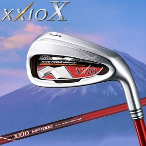 ダンロップ XXIO X ゼクシオ テン アイアン 5本セット レッド MP1000 カーボン 2018モデル annexsports