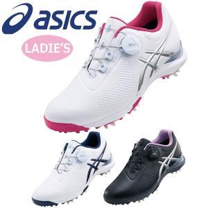 GEL-ACE TOUR LADY Boa (TGN924) 女性専用ラストの採用により、履き心地の...