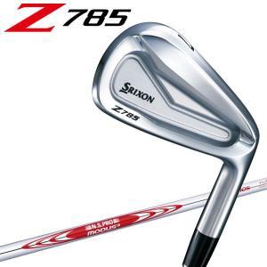 スリクソン / アイアン / スリクソン(SRIXON) Z785 アイアン(#3、ロフト20度) N.S.PRO MODUS3 TOUR120(Men's)の商品画像|ナビ