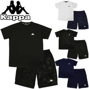 当店オリジナル カッパ Tシャツ パンツ 上下セット メンズ 21042XO|annexsports