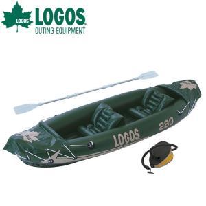 ロゴス 2マンカヤック 66811180 ゴムボートの商品画像