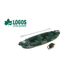 ロゴス 2マンカヤック 66811180 ゴムボートの詳細画像2