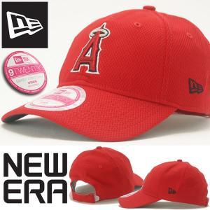 ニューエラ エンゼルス 9TWENTY メッシュキャップ 帽子 レディース New Era ANGELS USAモデル|annexsports
