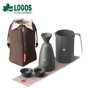 LOGOS ロゴス  携帯・アウトドア熱燗セット  81280308  annexsports