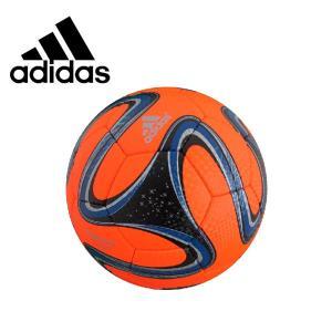 adidas サッカーボール ブラズーカ クラブプロ 4号 AF4812ORB アディダス