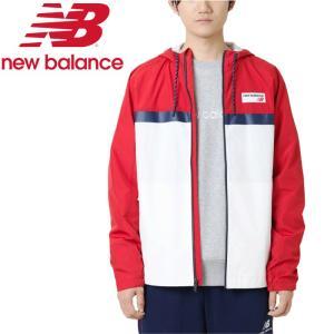 ニューバランス NBアスレチック78ジャケット AMJ73557-WTR メンズ 2019年春夏|annexsports