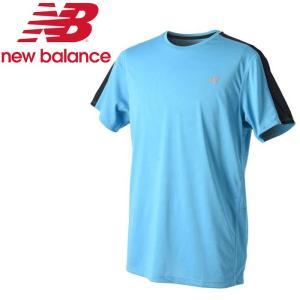 ニューバランス NB HANZO ショートスリーブTシャツ AMT83062-CDT メンズ 2018年秋冬 ゆうパケット配送|annexsports