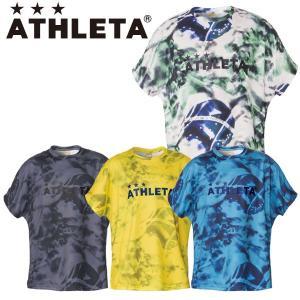 ATHLETA/アスレタ ジュニア プラクティス 柄 Tシャツ(02315J)の商品画像|ナビ