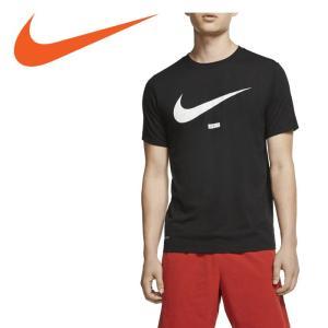クリアランスセール ナイキ DB スウッシュ FUN SSNL Tシャツ  BQ1854-010 メンズ ゆうパケット配送|annexsports