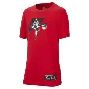 クリアランスセール ナイキ YTH ナイキ エア フォト Tシャツ  BQ2705-657 ジュニア ゆうパケット配送|annexsports