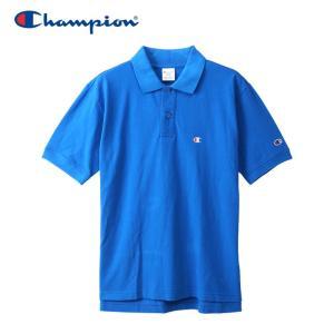 チャンピオン ポロシャツ ベーシック メンズ C3-F356-327 19SS ゆうパケット配送|annexsports