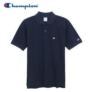 チャンピオン ポロシャツ ベーシック メンズ C3-F356-370 19SS ゆうパケット配送|annexsports