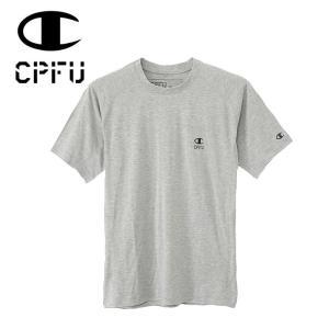 最終処分 チャンピオン Tシャツ CPFU C3-LS301-070 メンズ ゆうパケット配送|annexsports