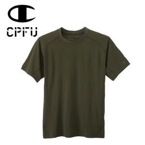 最終処分 チャンピオン Tシャツ CPFU C3-LS301-672 メンズ ゆうパケット配送|annexsports