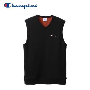 クリアランスセール チャンピオン Vネックベスト ゴルフ C3-NS607-090 メンズ 18FW annexsports