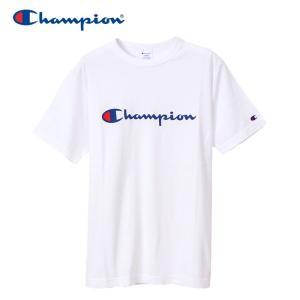 チャンピオン Tシャツ ベーシック メンズ C3-P302-010 19SS ゆうパケット配送|annexsports