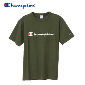 チャンピオン Tシャツ ベーシック メンズ C3-P302-570 19SS ゆうパケット配送|annexsports
