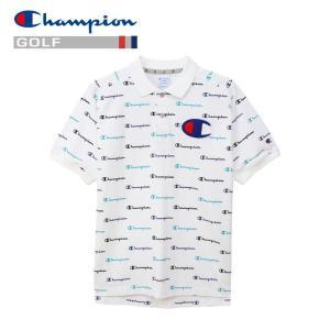 クリアランスセール チャンピオン ポロシャツ ゴルフ C3-PG307-010 メンズ 19SS ゆうパケット配送|annexsports