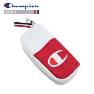 チャンピオン キャンバス ボールポーチ ゴルフ C3-PG703B-940 19SS ゆうパケット配送|annexsports