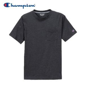 チャンピオン Tシャツ トレーニング メンズ C3-PS323-080 19SS ゆうパケット配送|annexsports