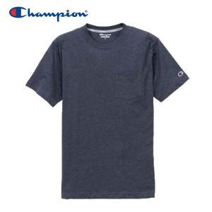 チャンピオン Tシャツ トレーニング メンズ C3-PS323-370 19SS ゆうパケット配送|annexsports