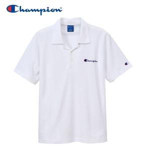 クリアランスセール チャンピオン ポロシャツ メンズ C3-PS327-010 19SS ゆうパケット配送|annexsports