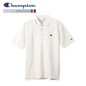 チャンピオン ゴルフ ポロシャツ メンズ C3-QG301-010 19FW|annexsports