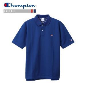 チャンピオン ゴルフ ポロシャツ メンズ C3-QG301-340 19FW|annexsports