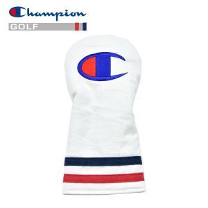 チャンピオン ゴルフ ヘッドカバー ドライバー用 C3-QG702A-010 19FW|annexsports
