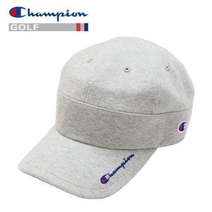 チャンピオン ゴルフ キャップ メンズ C3-QG702C-070 19FW|annexsports
