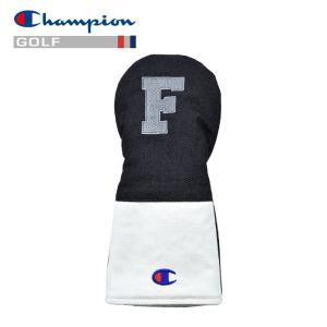 チャンピオン ゴルフ ヘッドカバー フェアウェイウッド用 C3-QG703A-090 19FW|annexsports