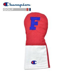 チャンピオン ゴルフ ヘッドカバー フェアウェイウッド用 C3-QG703A-940 19FW|annexsports