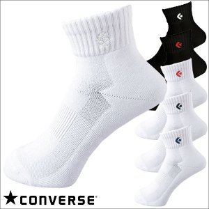 コンバース ニューアンクル ソックス 靴下 CB16006 ...