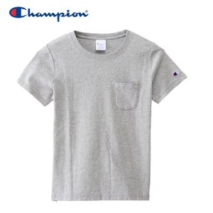 チャンピオン ポケットTシャツ ウィメンズ CW-M321-070 19SS ゆうパケット配送|annexsports