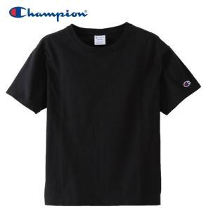 チャンピオン クルーネック Tシャツ ウィメンズ CW-M322-090 19SS ゆうパケット配送|annexsports