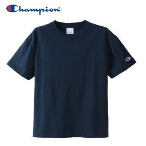 チャンピオン クルーネック Tシャツ ウィメンズ CW-M322-370 19SS ゆうパケット配送|annexsports